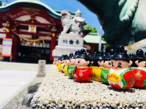 愛知県名古屋市千種区の観光スポットなら「上野天満宮」