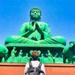 愛知県名古屋市千種区のおもしろ観光地「桃巖寺(とうがんじ)」