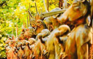 仏像だらけのパワースポット観光地!愛知県豊田市の「風天堂」