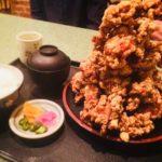 名古屋観光でオススメ!メガ盛り唐揚げの有名店「洋食亭 寅安」